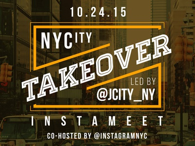 NYC Takeover Instameet