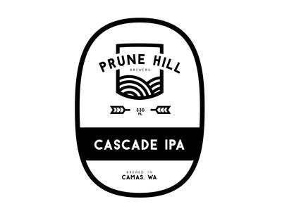 Prune Hill Label