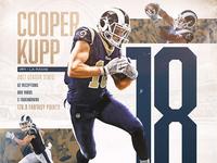 Cooper Kupp Graphic