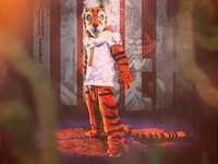 """The Tiger"" Graphic"
