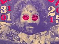 Deadeye Jerryfest 2015 Poster B