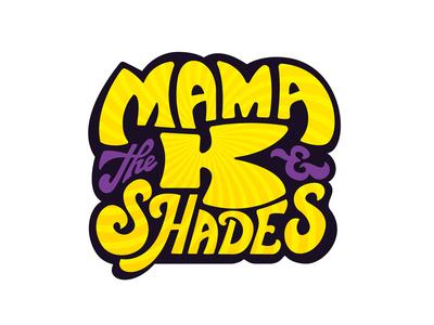 Mama K & the Shades Logo
