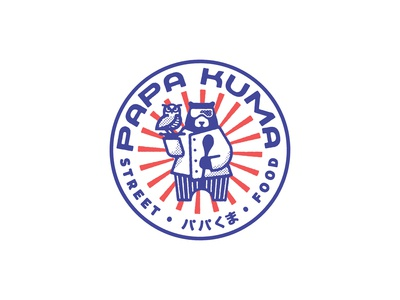 Papa Kuma Logo