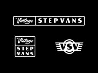 Vintage Step Vans Identity