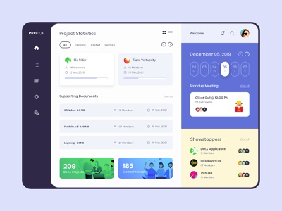 Dashboard UI concept design panel design admin control ux ui dashboad