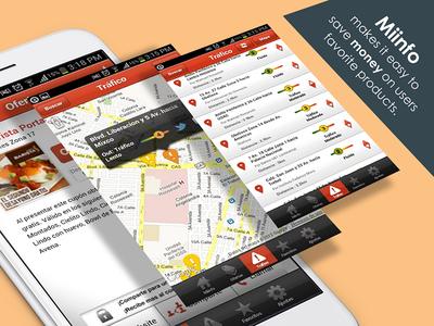 Miinfo - Coupon Finder App