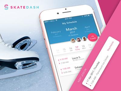 Skatedash- A Sports Learning App for Skate