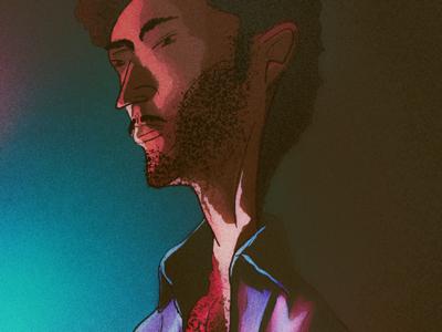 Childish Gambino - Illustration portrait