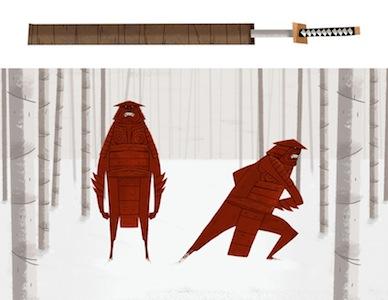 Red Samurai 2012