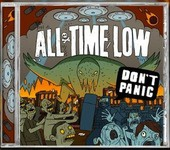 Teaser for some artwork we did for All Time Low's New Album