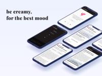 Creamio Blog - Mobile