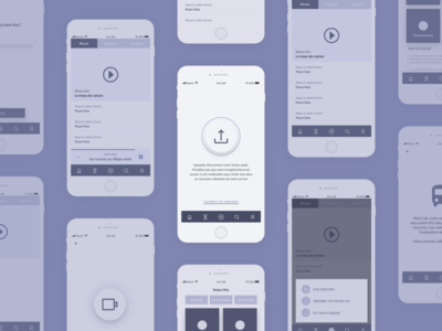 App for Sharing  by Olifant