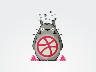 Stickers Totoro illustration totoro pack mule sticker playoff giveaway free stickers dribbble