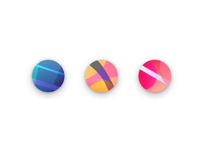Abstract Form colors form ui abstract