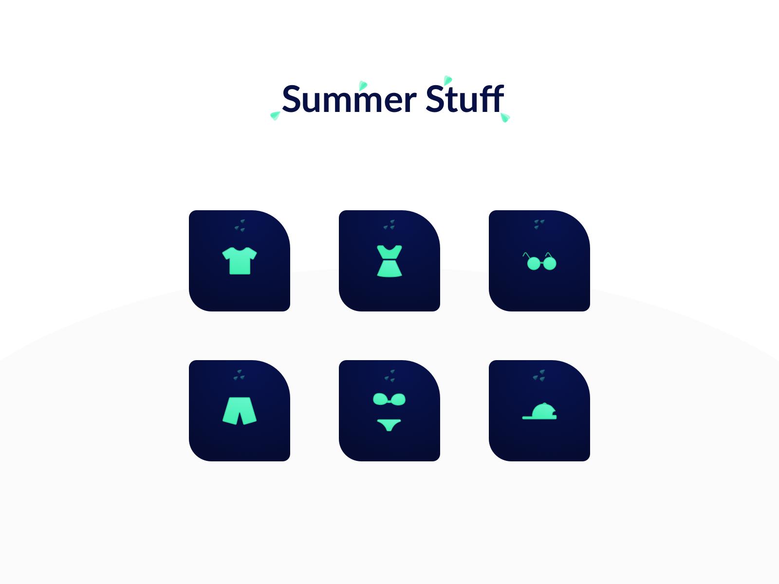Summer stuff
