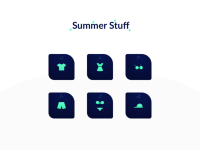 Icon - Summer Stuff