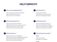 Help empathy
