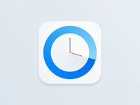 Timer app icon