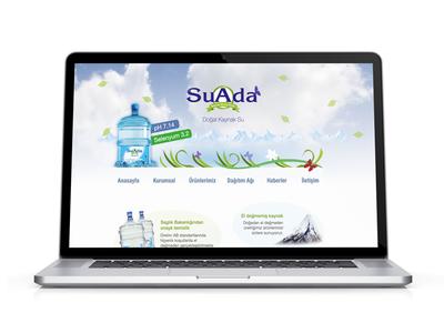 Suadasu Website Design