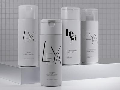 logo design variations 3d visualisation graphic design branding logo