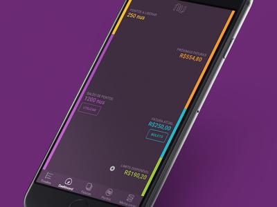 Redesign app Nubank