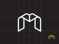Logo grid for Motion Eleven.