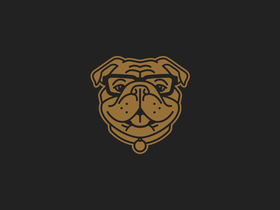 Smart Bulldog Logo logo