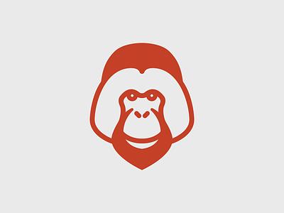Orangutan zoo animals animal orangutan logo monkey