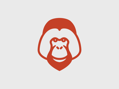 Orangutan zoo animals animal orangutan logo monkey