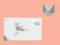 Meeting Room Booking System - Taster