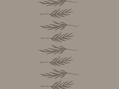 Leaves branding brand elements leaves illustraion