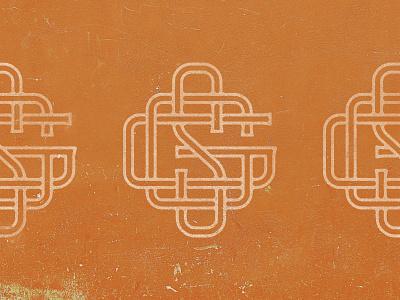 GGS Monogram design monogram letter mark branding hand lettering lettering type typography logodesign letters monogram logo monogram logo