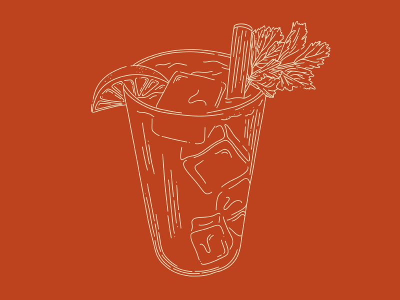 Bloody Mary drink illustration bloody mary drink illustration