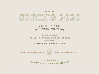 Opening Announcement announcement instagram post type layout design type typography