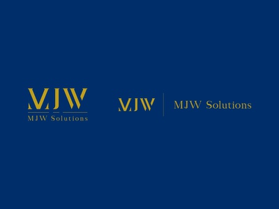 MJW Corporate Identity ci corporateidentity design mark symbol logo branding brand identity typography