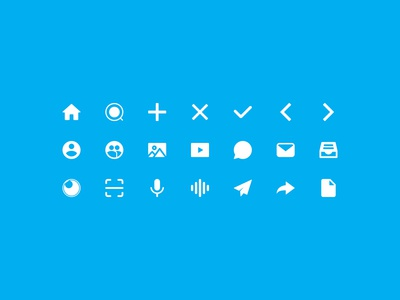 Icon design basic