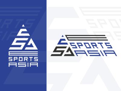 eSports event logo design concept
