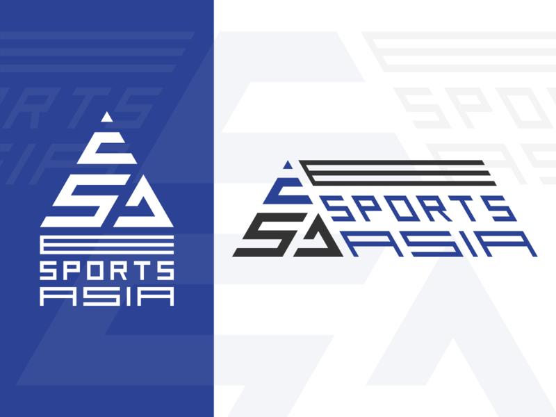 eSports event logo design concept typographic logo grid gaming esports icon visualidentity design mark symbol logo brand identity branding typography
