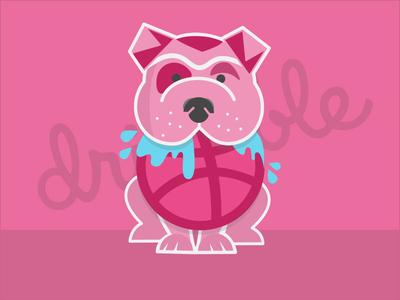 Bulldog on Dribbble