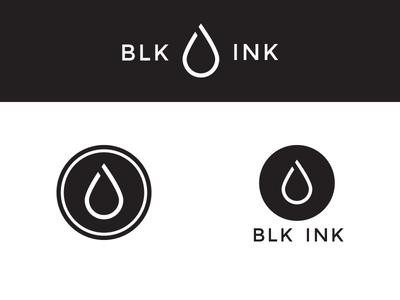 Blk Ink Logo