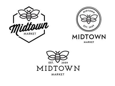 Feedback Request! Midtown Logo Design