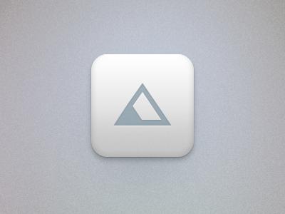 iOS icon ios ui icon ipad apple white pure belgium esiaj