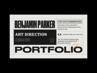 Portfolio Card