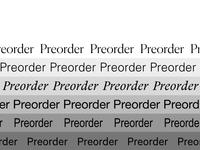 Preorder PAINTERS TEES
