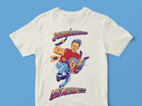 Last Action Hero t-shirt