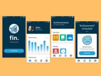 fin., a screen time tracker/blocker/shamer