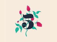 Five Flora