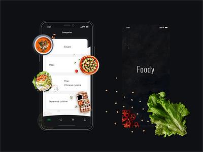 Food mobile app eat mobile app foody food app app ux ui jetup digital jetup sushi animations pizza drinks food