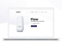 WAVR UI&UX concept