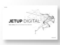Jetup Digital White